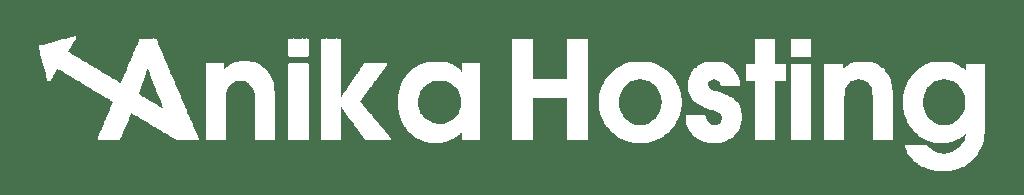 Anika Hosting Logo