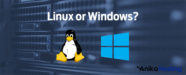 Common Areas of Windows and Linux Hosting